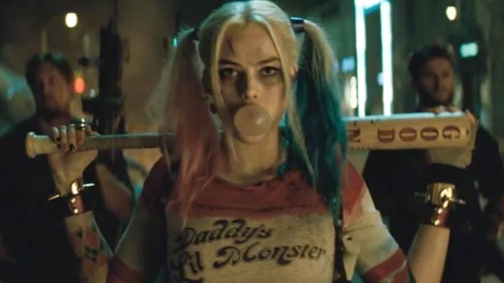 Suicide Squad Trailer MTV Movie Awards
