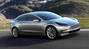 Tesla Model 3 Release