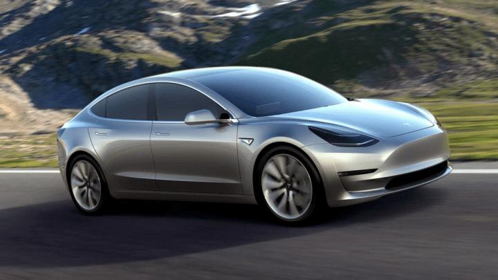BMW Vs. Tesla