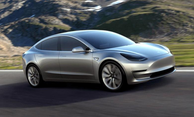 Tesla Model 3 First Ride Videos