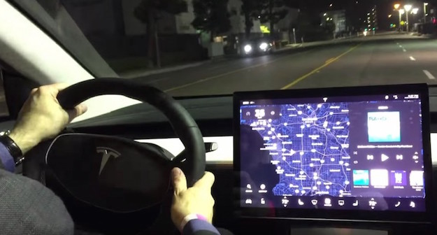 Tesla Autopilot Crash Mobileye Statement