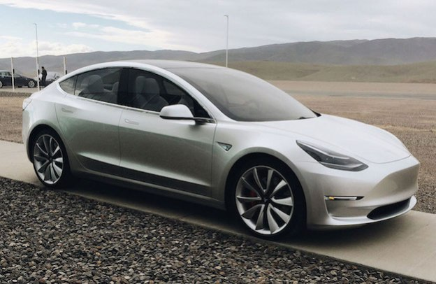 Tesla Model 3 Photos A Closer Up Look At Tesla S Latest