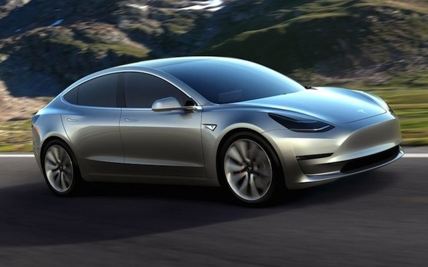 Tesla Model 3 Reservations Production