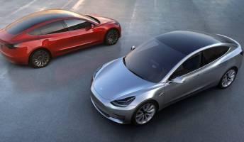 Tesla Executive Departures Model 3 Production