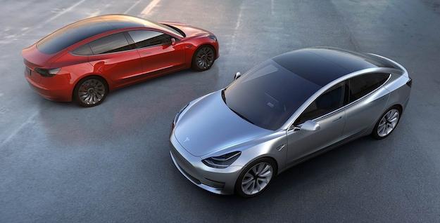 Tesla Model 3 Trunk Design