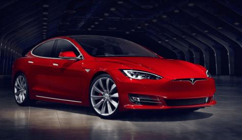 Tesla Refreshed 2017 Model S
