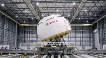 Toyota Self-Driving Car