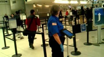 New TSA rules: laptops, iPads