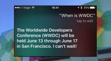 Apple WWDC 2016 Dates Announced June 13 June 17