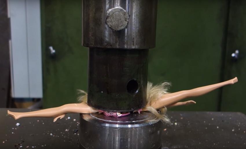 YouTube Hydraulic Press Channel Videos