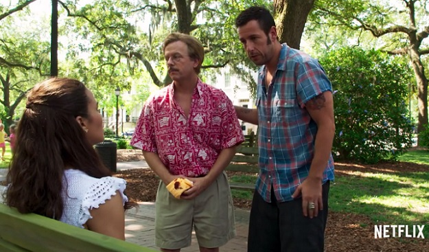 The Do Over Trailer Adam Sandlers New Netflix Movie To Air On May 27