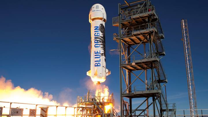 spacex blue origin