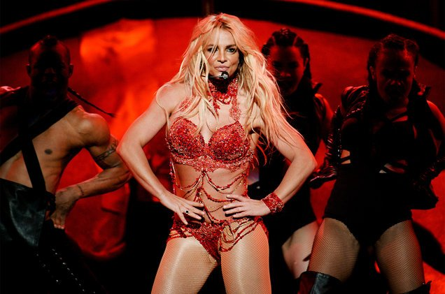 Britney Spears Billboard Music Awards Video