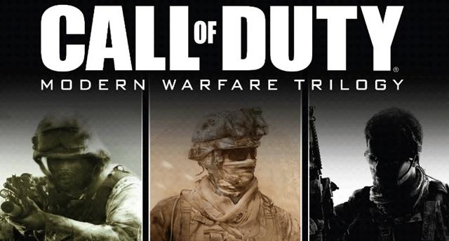 Call of Duty Modern Warfare Trilogy