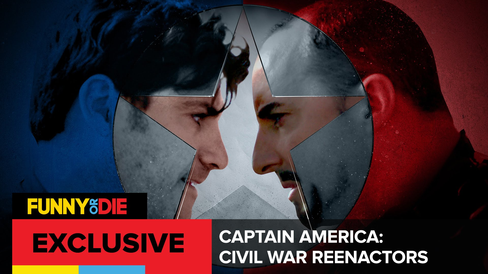 Captain America Civil War Reenactors