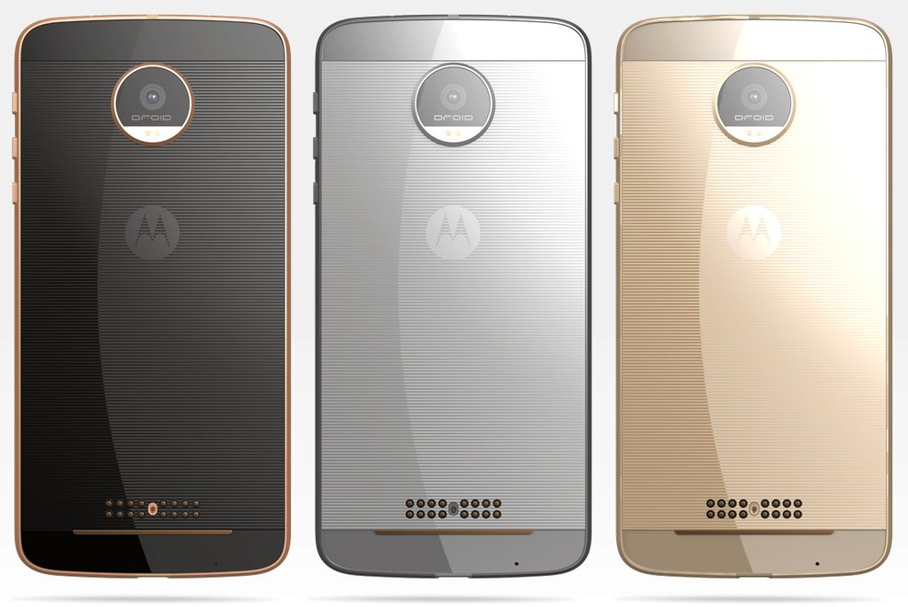 Motorola Droid Z Photo