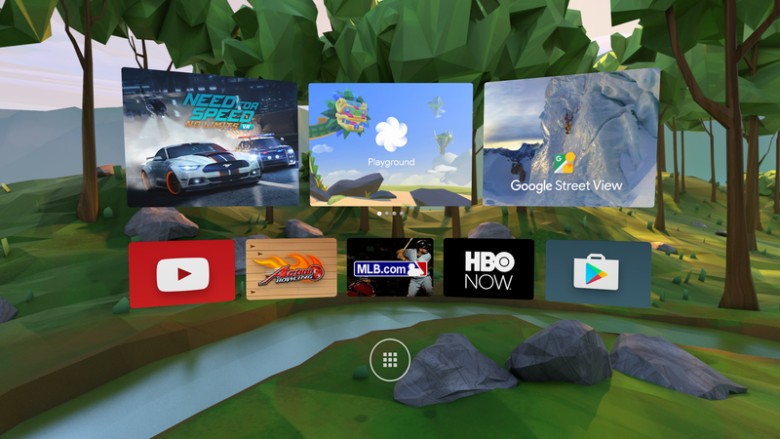 Google Daydream VR Content