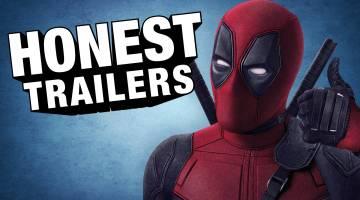Deadpool Honest Trailer Ryan Reynolds