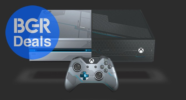 Xbox One Halo Bundle Price