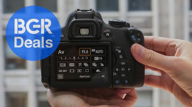 Canon T6i Bundle Amazon