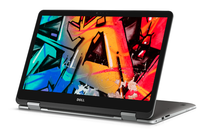 Dell 17-inch Windows 10 Laptop Tablet