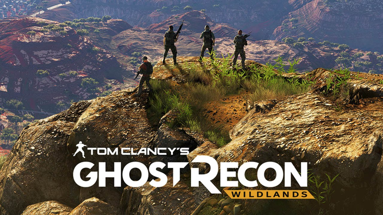 Ghost Recon Wildlands New Trailer