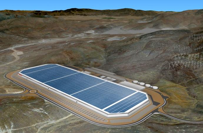 Tesla Gigafactory union jobs