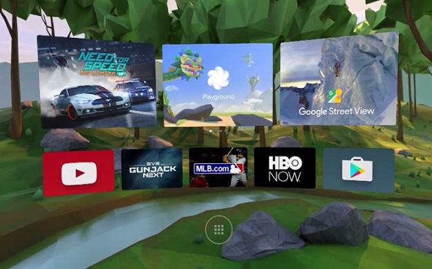 Google I/O 2016: Daydream Virtual Reality
