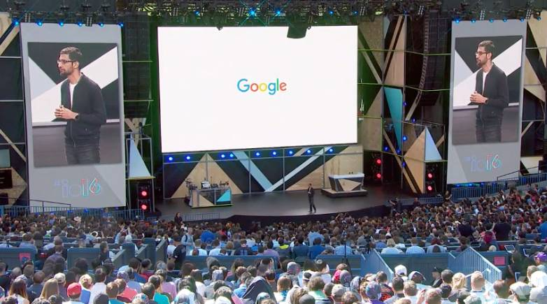 Google IO 2016 Android N