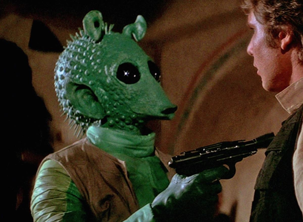 Star Wars Did Han Shoot First