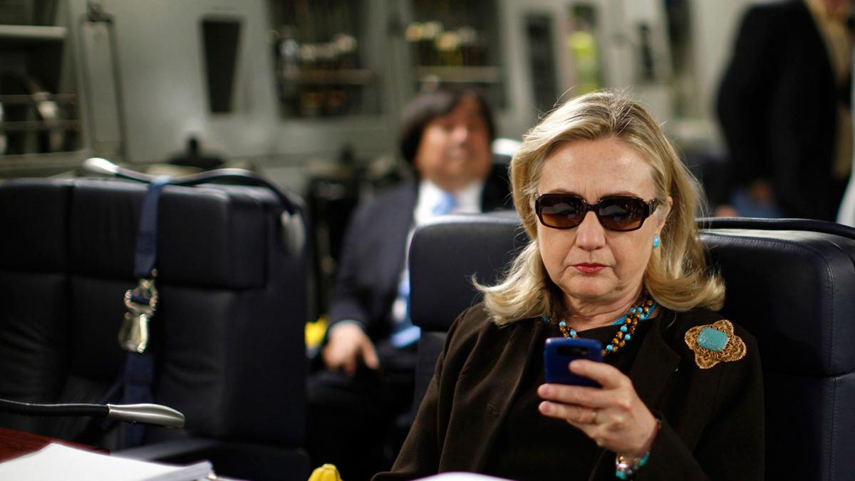 Clinton VP List