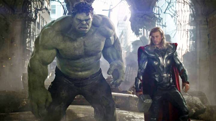 Thor Ragnarok Hulk Role