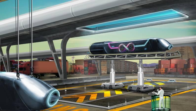 Hyperloop One Lawsuit
