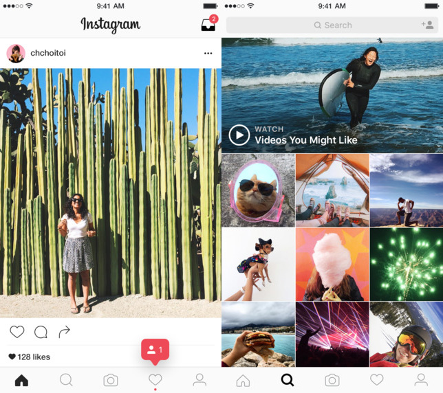 Instagram Update: iPhone app has a brand new look  BGR
