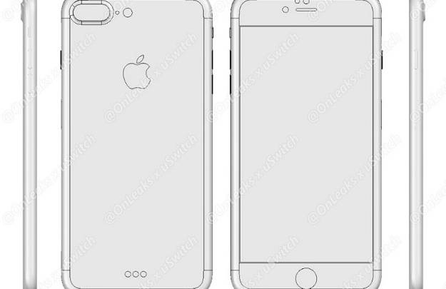 Apple iPhone 7 Intel