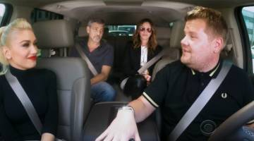 Carpool Karaoke Gwen Stefani Surprise Guests