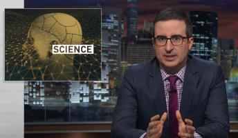 John Oliver Scientific Studies Video
