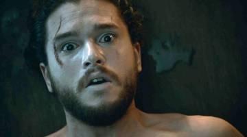 Game Thrones Kit Harington Jon Snow Secret
