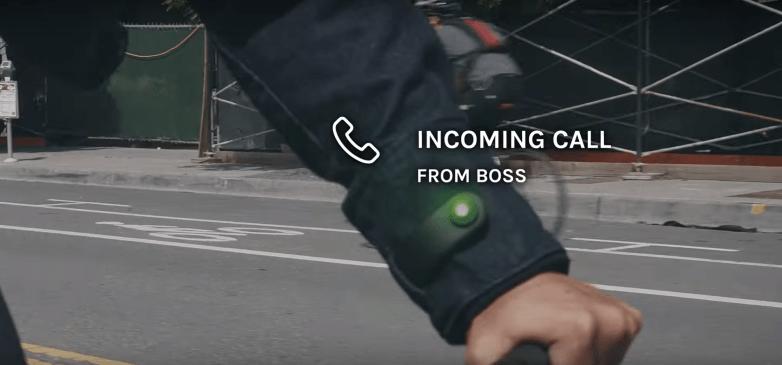 Google Levis Wearable Jacket