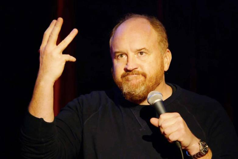 Louis CK Quit The Internet