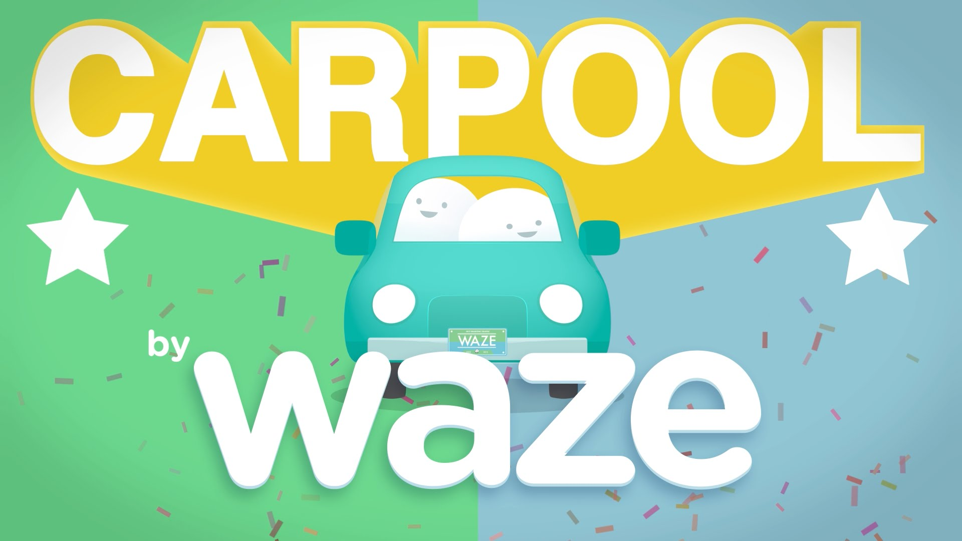 Waze Ridesharing Carpool Option