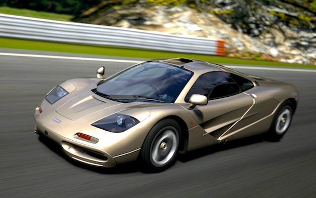 why the mclaren f1 supercar still needs a 20 year old compaq laptop for maitenance bgr. Black Bedroom Furniture Sets. Home Design Ideas