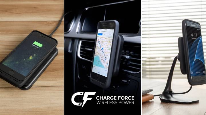iPhone Wireless Charging Case