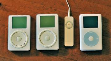 Old iPods