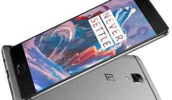 OnePlus 3 iPhone 6s HTC 10