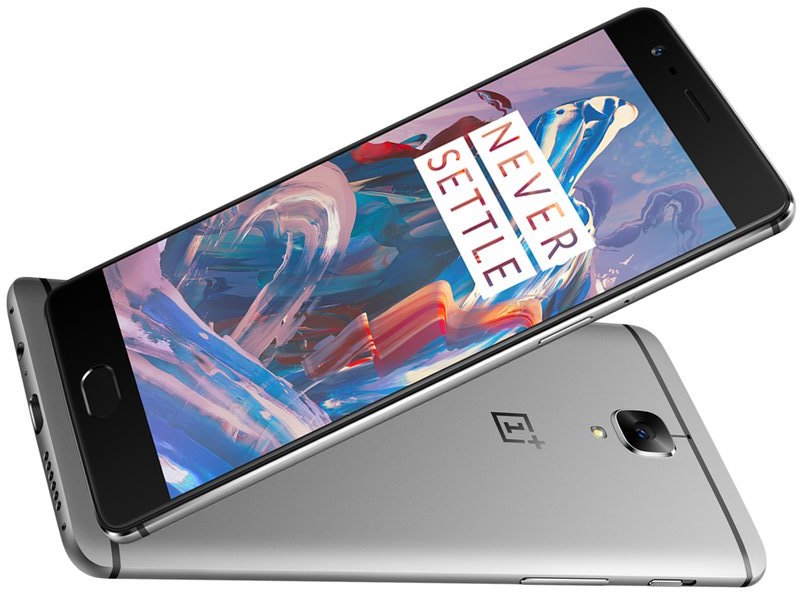 OnePlus 3 Price Structure