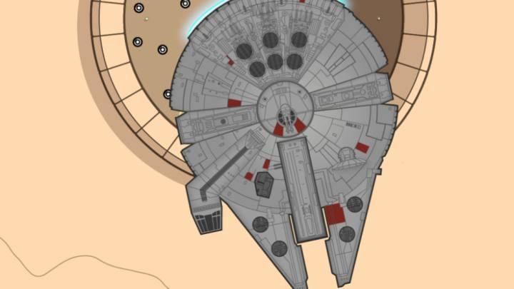 Star Wars Episode IV 400 Feet Image