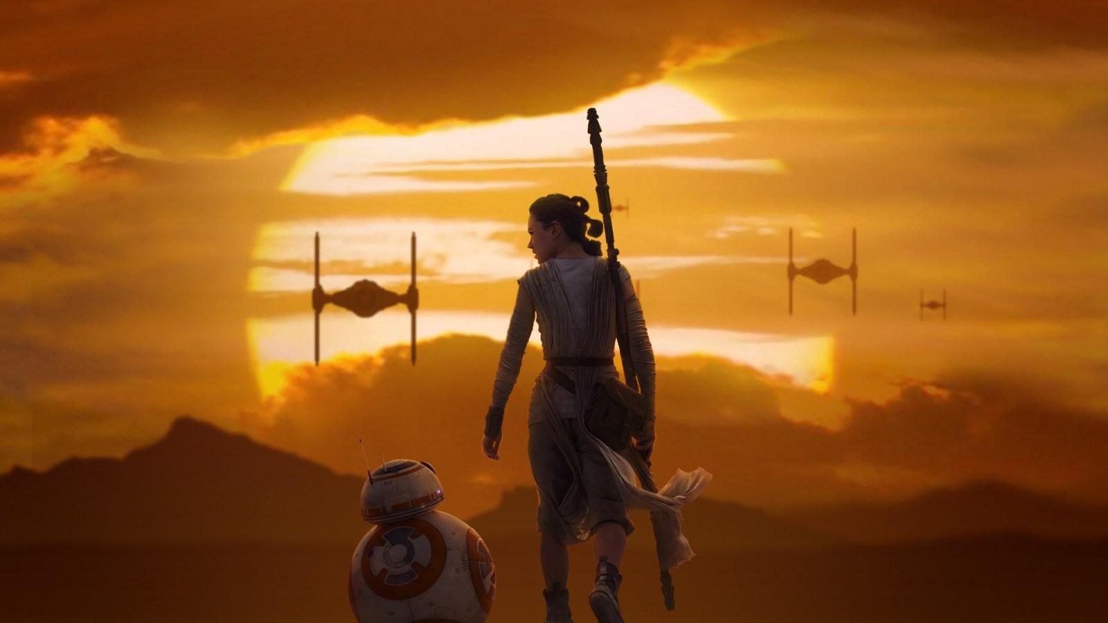 Star Wars Episode VIII Photos