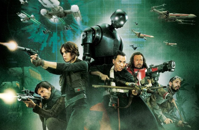 Star Wars Rogue One Story Guide