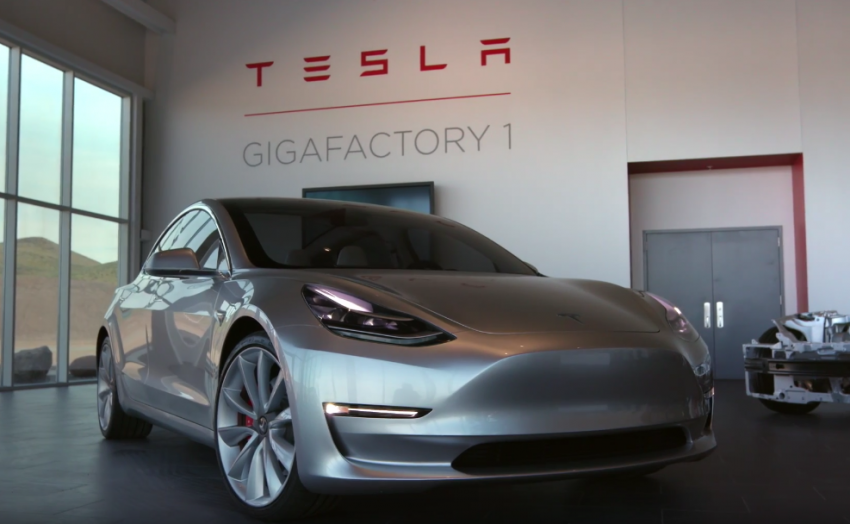 Motor Trend scores an exclusive look at Tesla's Model 3 – BGR